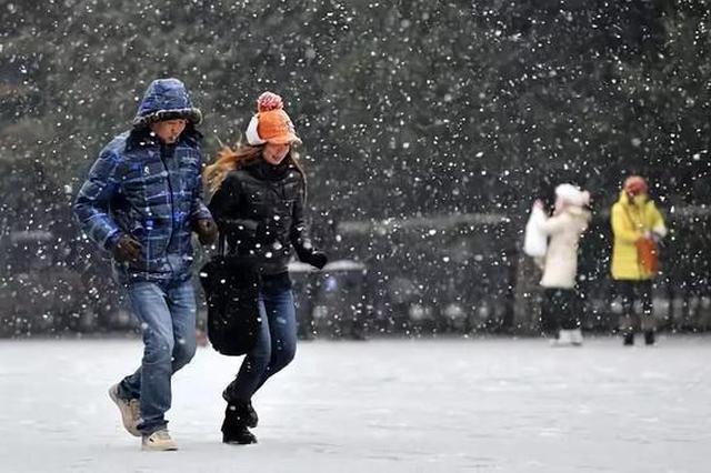 河北这几地要下雪啦!近日最低气温略有上升