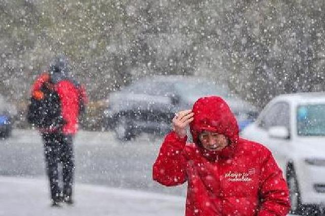 未来三天河北省多地飞雪迎春 返程规划要做好
