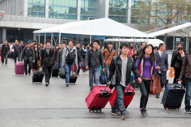 春运京津冀发送旅客1753多万人次 22日迎高峰