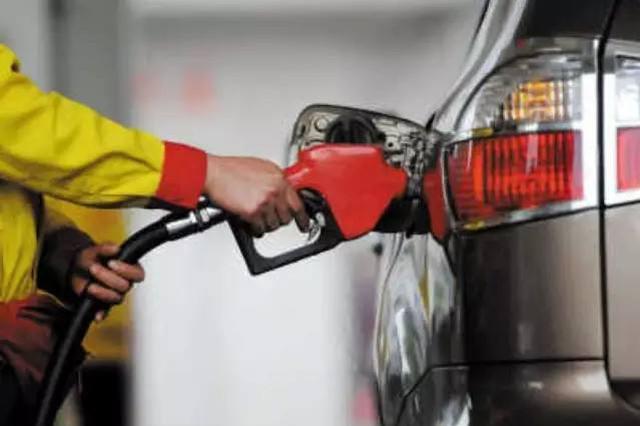 成品油价三连涨 河北省92号汽油每升6.75元