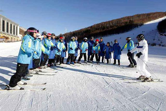 河北残疾人运动员冬季项目共夺47金 成绩全国最好