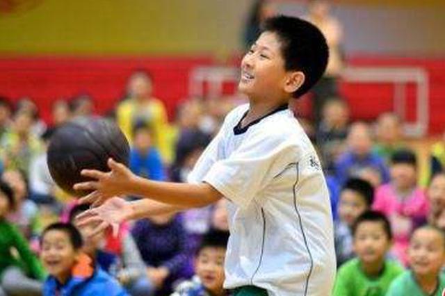 石家庄将打造10分钟健身圈 学生每天运动1小时