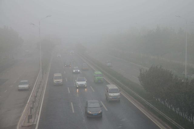 未来两天河北气温缓慢上升 冀中南雾霾持续