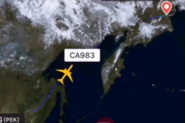 国航飞机因火警备降俄罗斯 188名乘客安全疏散