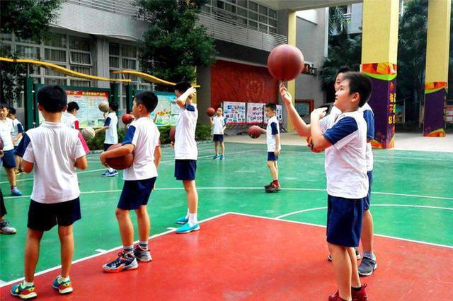 河北今年将遴选30所全国青少年校园篮球特色学校