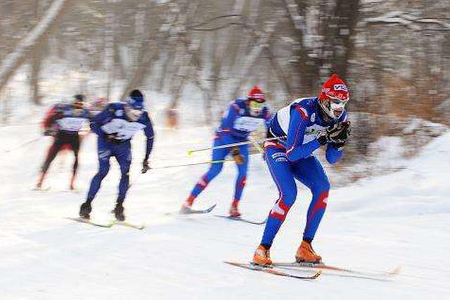 残运会越野滑雪和冬季两项开赛 河北29名选手参加