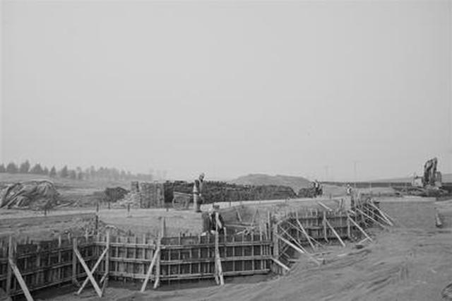 河北省园博会8月在邢台举办 水系开挖已基本完成
