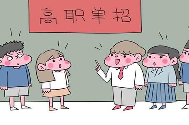河北省高职单招3月8日起报名 单招院校共计71所