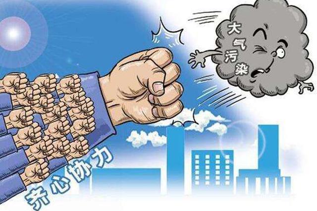 石家庄全面启动大气环境执法 对涉气企业进行检查