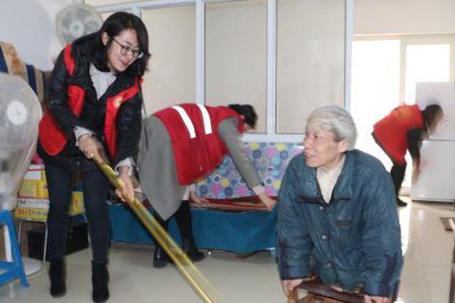 邢台一社区十余年接力照顾残疾老人