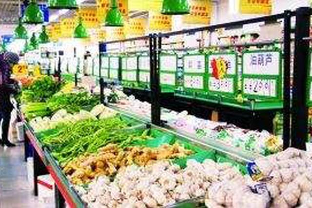 河北将新建改造便民市场200个 菜市场最小500平米