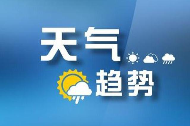 河北8级阵风局地有沙?#23621;?#38634; 周末最高温可达20℃