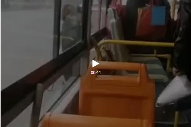 河北这对夫妻手?#20540;?#38191;拦截公交车 撕?#24230;?#39554;司机!