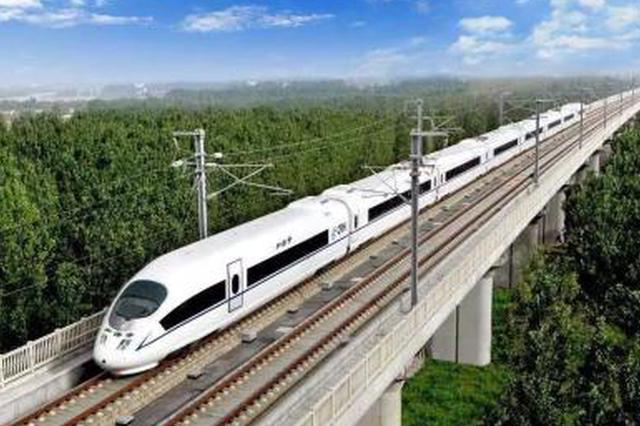 崇礼铁路线上?#29702;?#34917;砟工程正式开始复工