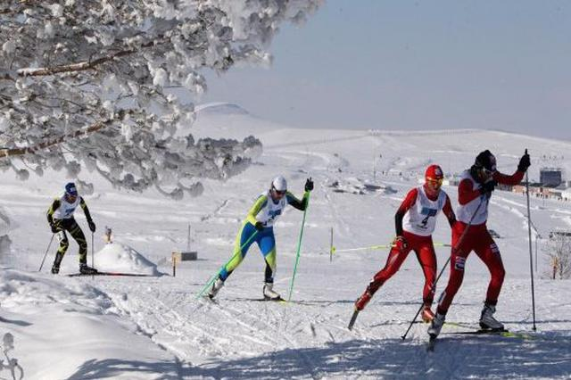 河北省越野滑雪男选手首获全国比赛冠军