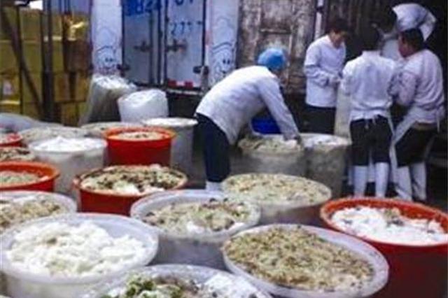 河北各市将建立覆盖城区的餐厨剩余物收运体系