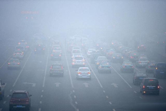 河北省启动区域重污染天气Ⅱ级应急响应