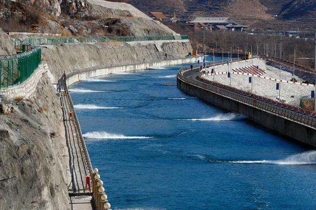河北5个月引黄5.91亿立方米 是上年度引水量的4倍