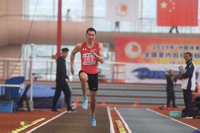 全国室内田径锦标赛总决赛河北运动员收获3金