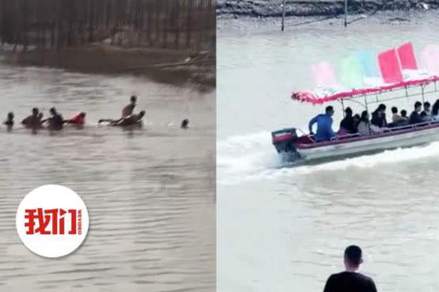 河间群众落水致6死事件后续:5人被刑拘 1人在逃
