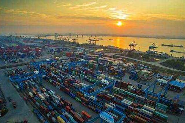 今年前两个月河北省出口同比增长8.6%