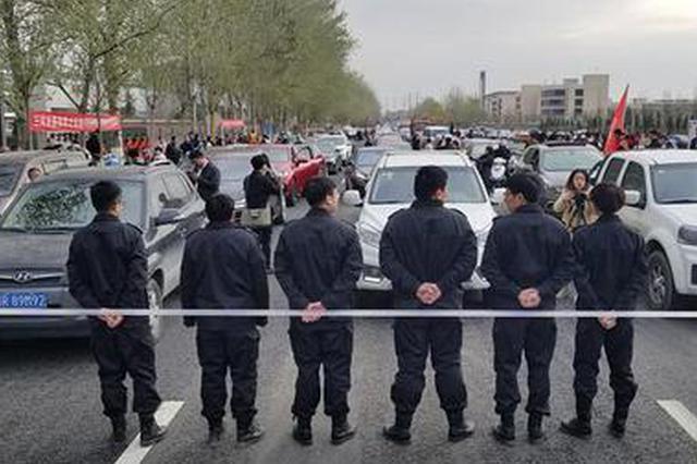 燕潮大桥正式通车 北京六环到燕郊仅需15分钟