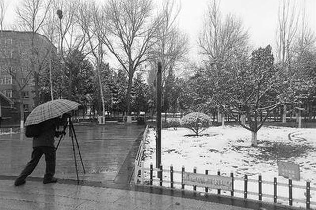 张承部分地区迎来春雪 张家口市延长供暖期