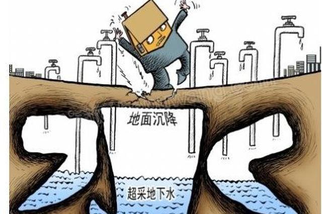 河北省六大行动治理地下水超采