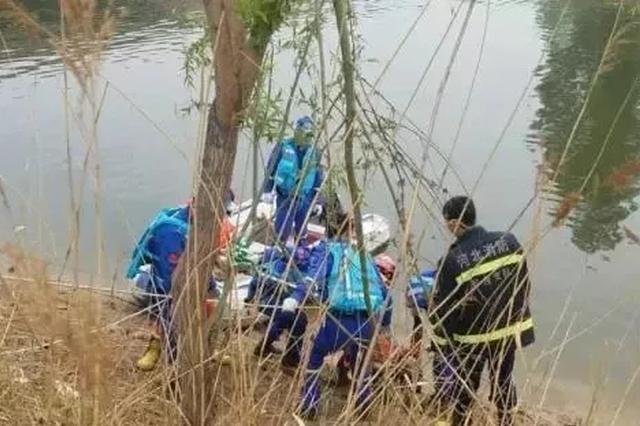 邢台2名儿童骑车玩耍溺亡 事发现场无任何防护措施