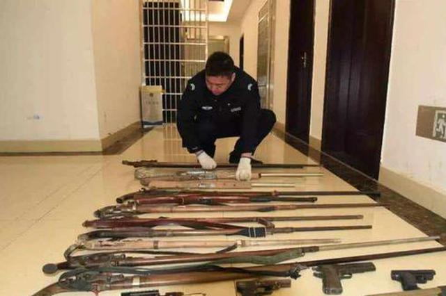 河北侦破特大网络?#38750;?#26696; 拘留221人收缴弹药3万余发