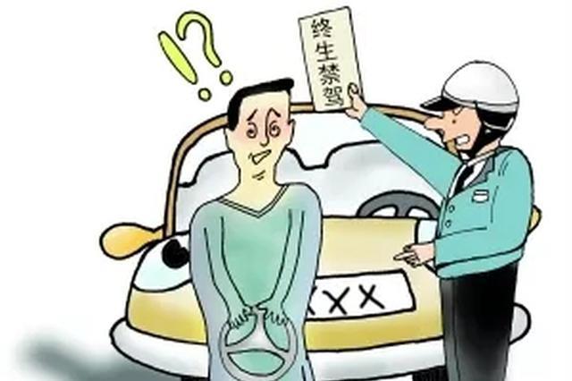 石家庄交警今日实名曝光50名被吊销驾照司机