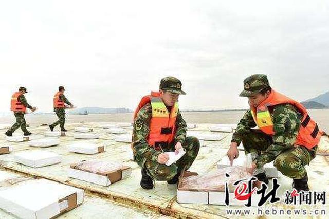 石家庄海关查获国家禁止进口走私冻品1392吨
