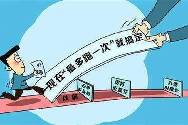 """河北公积金贷款""""最多跑一次""""力争6月底前完成改革"""