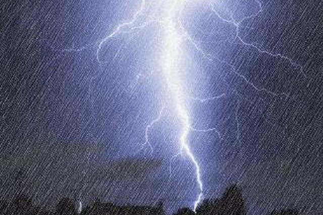 河北发布大风黄色预警 多地有雷阵雨局地暴雨