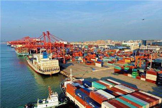 前4个月河北省出口额同比增长10.9%