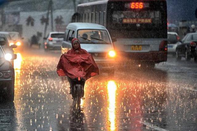 未来2天河北中北部有雷雨 局地有强对流天气