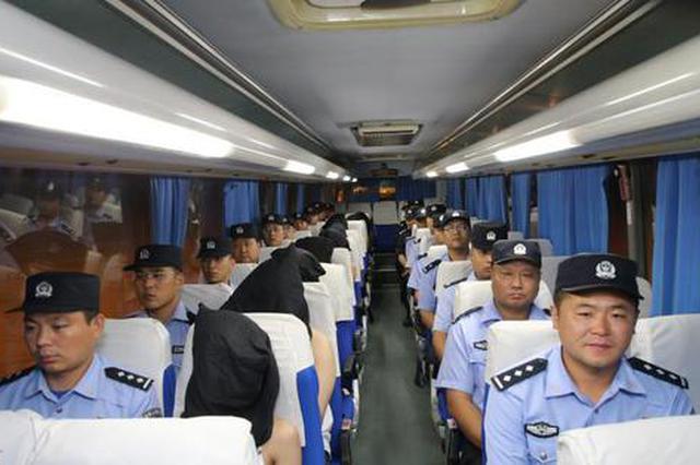 河北警方打掉3个电信诈骗犯罪窝点 异地包机押回嫌犯