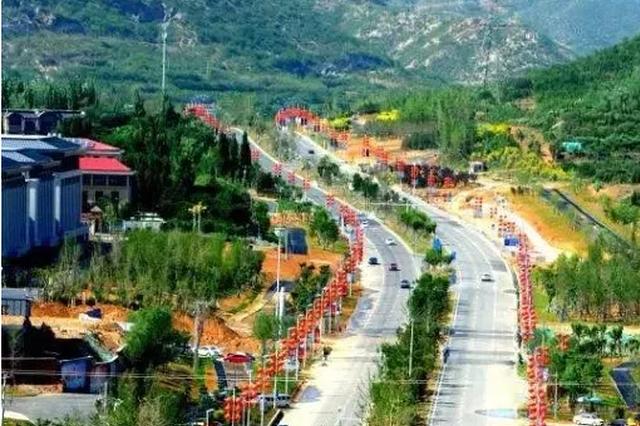石家庄再添一条国家一级公路 全线通车