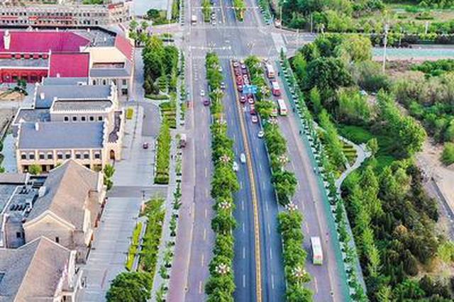 唐山城市环线将变身生态景观长廊 打造一街一景
