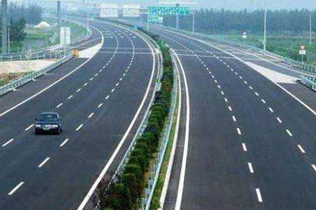 津石高速石家庄段架梁施工 外环北绕城高速将打通