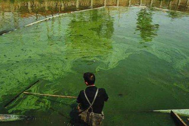 京津冀三地开展跨流域水污染环境隐患排查