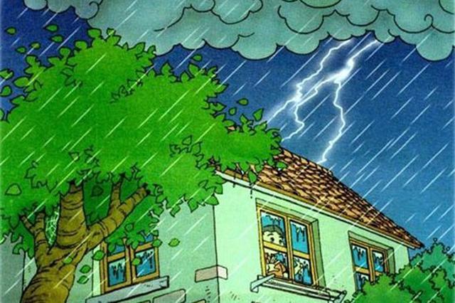 今天河北高温退至东南部 明后天雷雨频繁