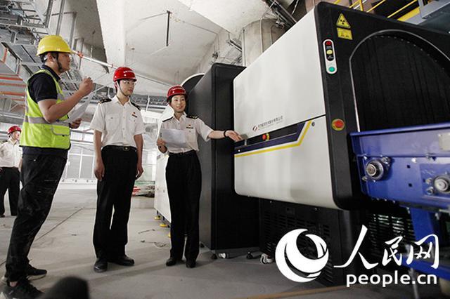 探访大兴国际机场 便捷设施服务全球旅客