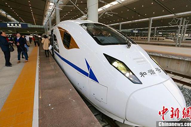 7月10日鐵路調圖 石家莊站新增直達香港高鐵