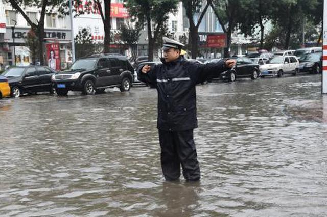"""河北绘制""""雨情线路图""""加强汛期道路交通安全管理"""