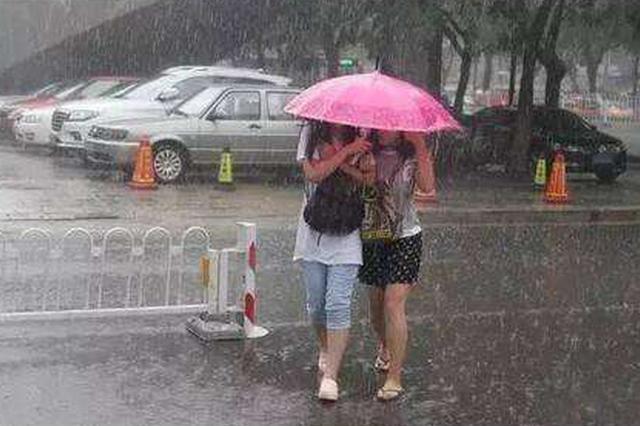 未来3天河北多地有降雨 2地中雨局地降大雨