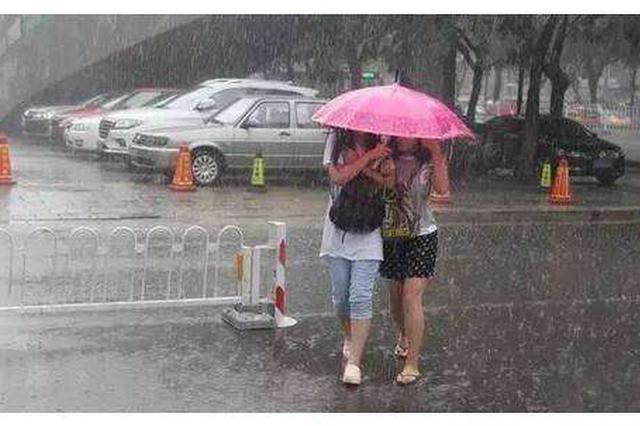 河北全省有大范围雷雨 北部局地中到大雨