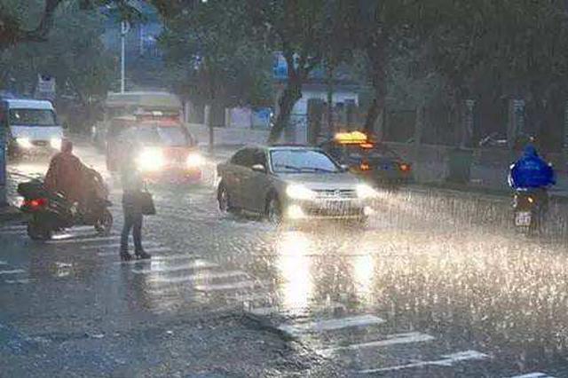 未來3天河北有大到暴雨 29日中北部降至30℃以下