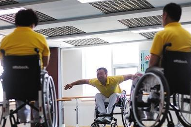 輪椅上的舞者:從高位截癱到組舞蹈隊