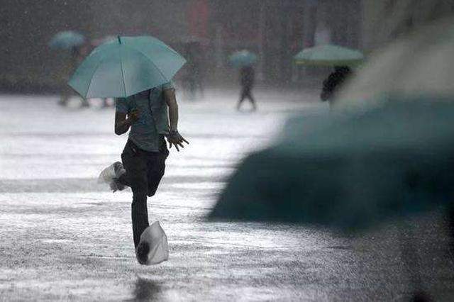 河北繼續發布暴雨藍色預警信號 今夜多地有中到大雨